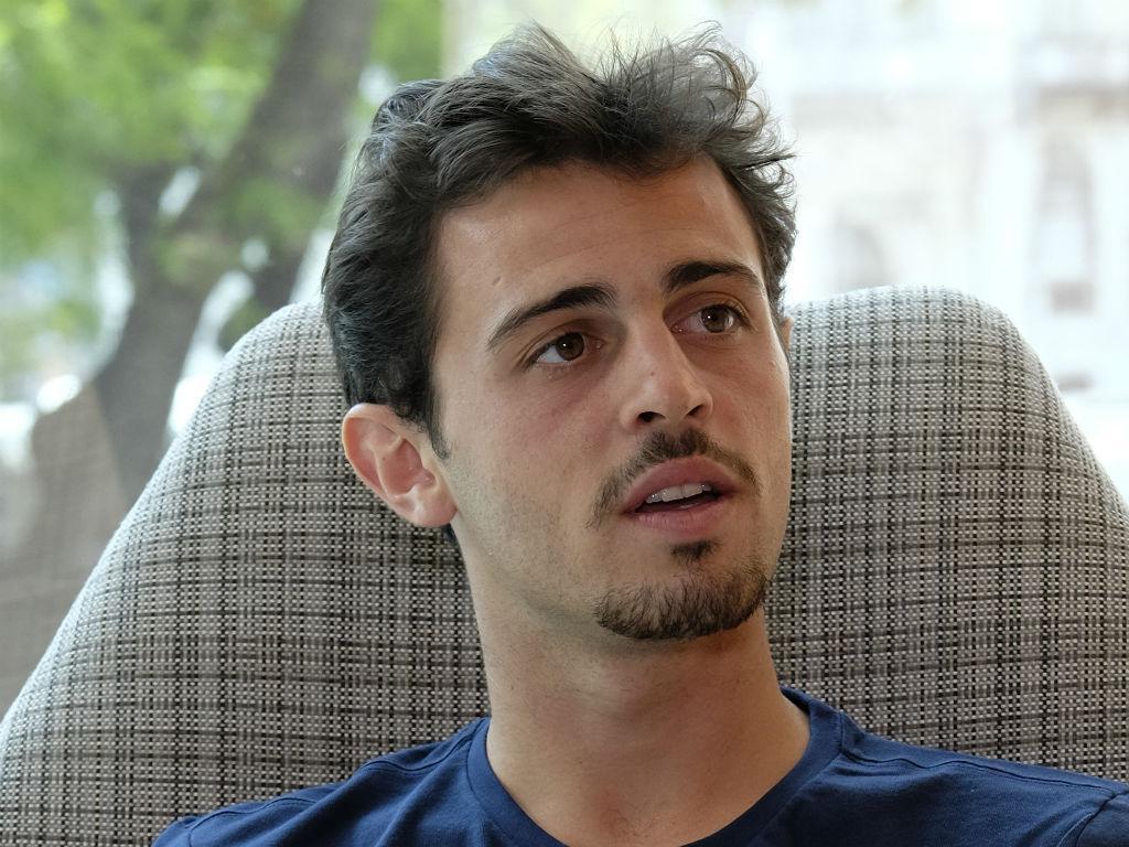 Bernardo Silva diz qual é a sua maior qualidade e elogia Imbula