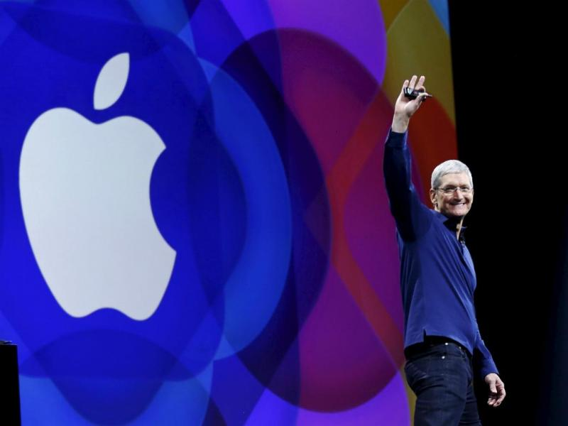 Tim Cook [Reuters]