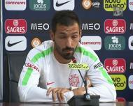 Seleção preparada para enfrentar o cansaço na Arménia