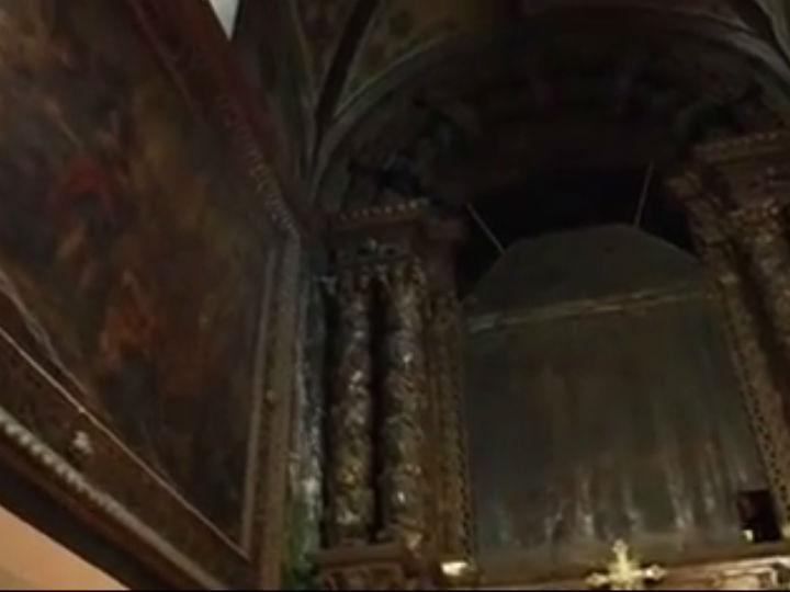 Igreja de São Cristóvão (Youtube /DR)