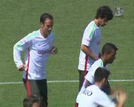 Ricardo Carvalho a um jogo de fazer história pela Seleção