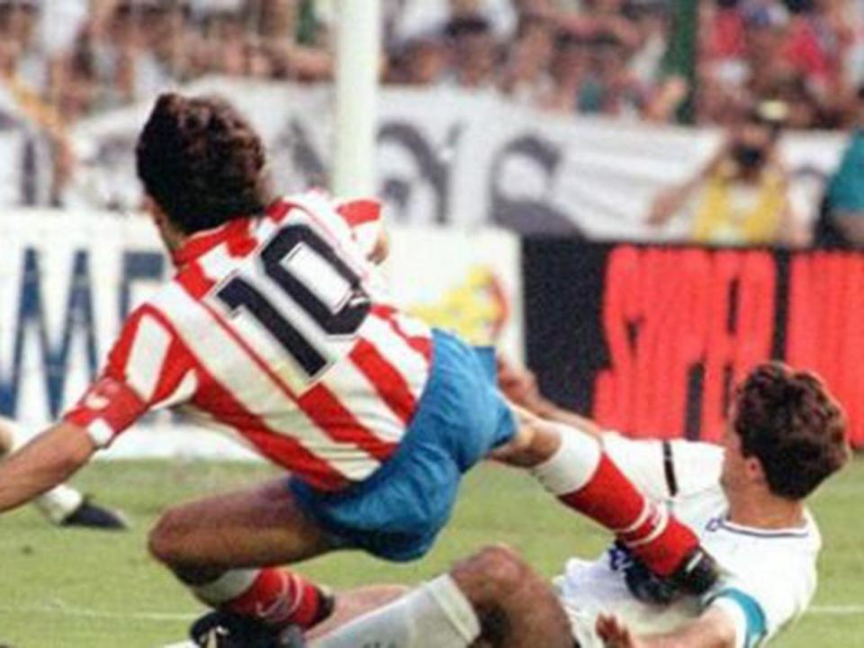 VÍDEO: o tweet de Paulo Futre que está a «aquecer» o Atlético-Real Madrid