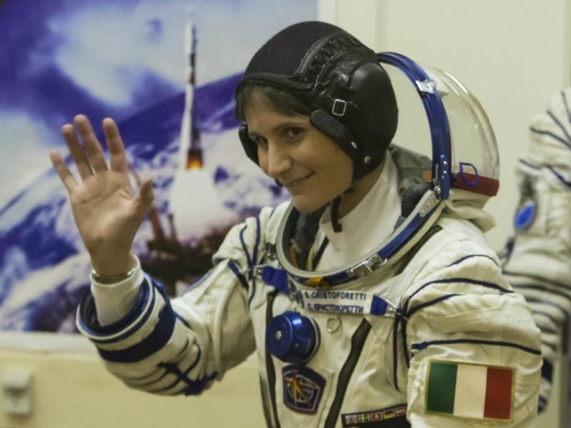 Astronauta Samantha Cristoforetti (Reuters)