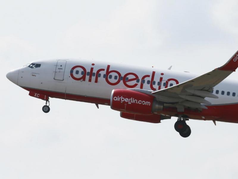 AirBerlin [Reuters]