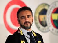 Apresentação de Vítor Pereira como treinador do Fenerbahçe (Lusa)