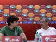 Seleção na Arménia
