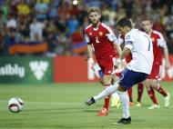 Arménia-Portugal (REUTERS/David Mdzinarishvili )