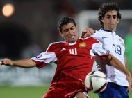 Arménia-Portugal (Lusa)