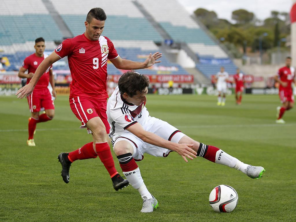 Gibraltar-Alemanha (Reuters)