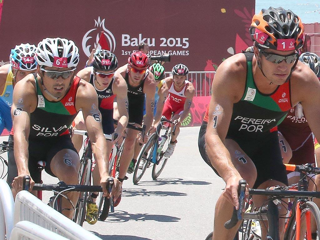 Jogos Europeus Baku 2015 (Cop/ Imapress)