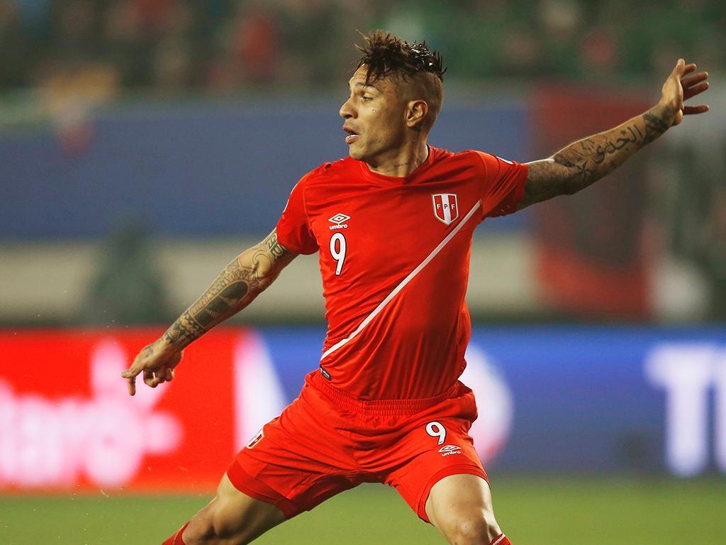 Brasil-Peru (Reuters)