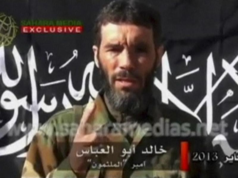 Mokhtar Belmokhtar [Reuters]
