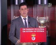 Vitória, Jesus e o Benfica-Sporting: «Vontade enorme que chegue»