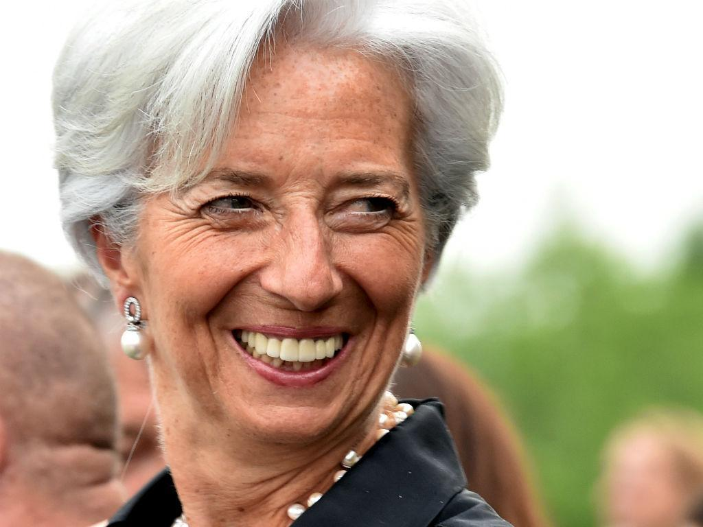 Christine Lagarde (Reuters)