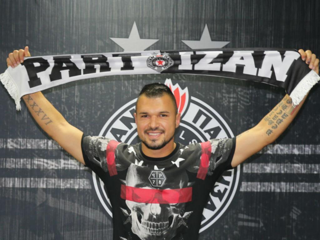 Bojinov no Partizan