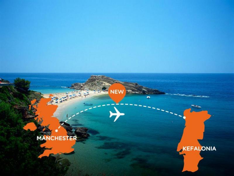 EasyJet confunde ilha grega com Portugal [Facebook]