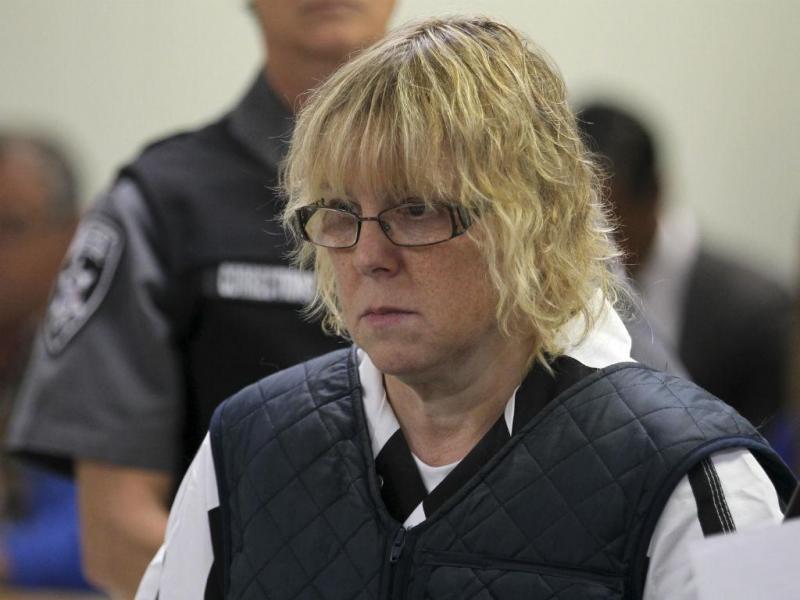 Joyce Micthell terá ajudado dois homicidas a fugir de uma prisão de alta segurança [Reuters]