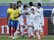 Equador vs. Bolívia (Lusa)