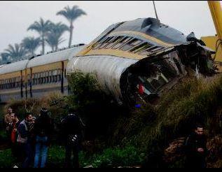 Acidente ferroviário na Tunísia (DR)