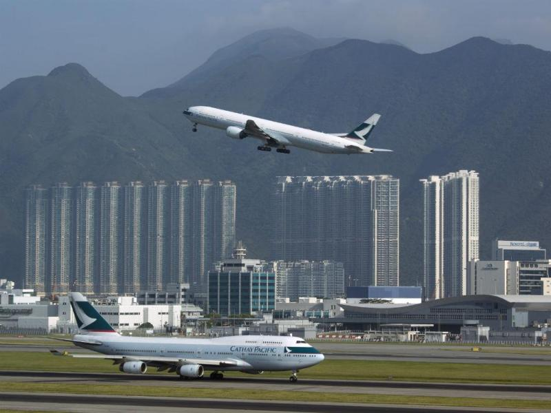 Cathay Pacific Airways (Reuters)