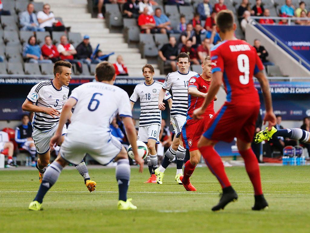 Sub-21: República Checa-Dinamarca (Reuters)