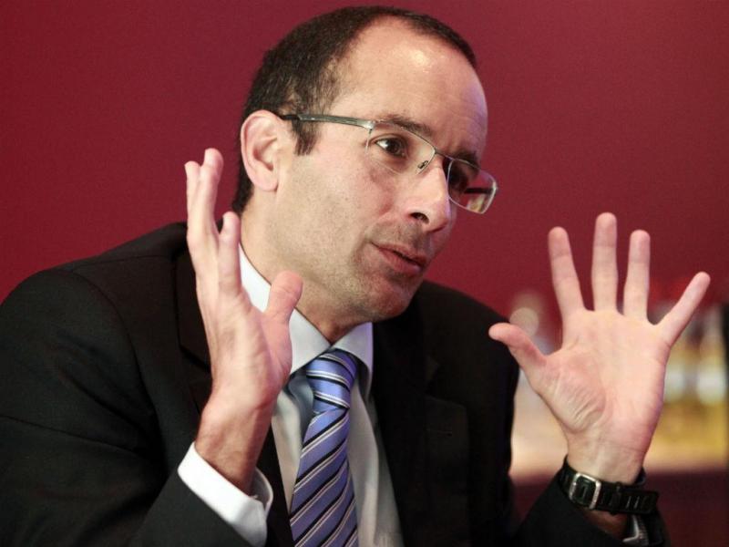 Marcelo Odebrecht, presidente do Grupo Odebrecht