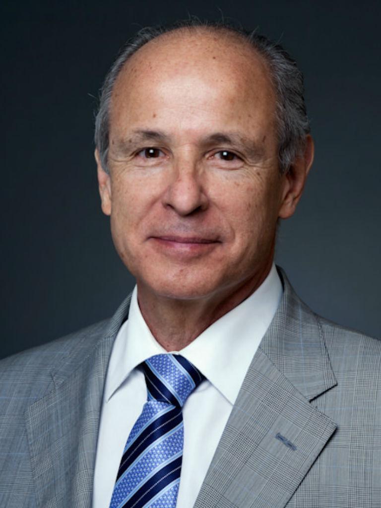 Otávio Marques de Azevedo, presidente do grupo brasileiro Andrade Gutierrez