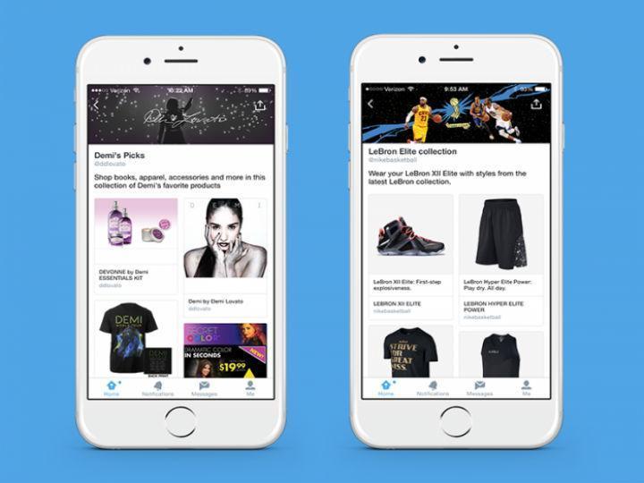 Twitter testa nova funcionalidade para compras