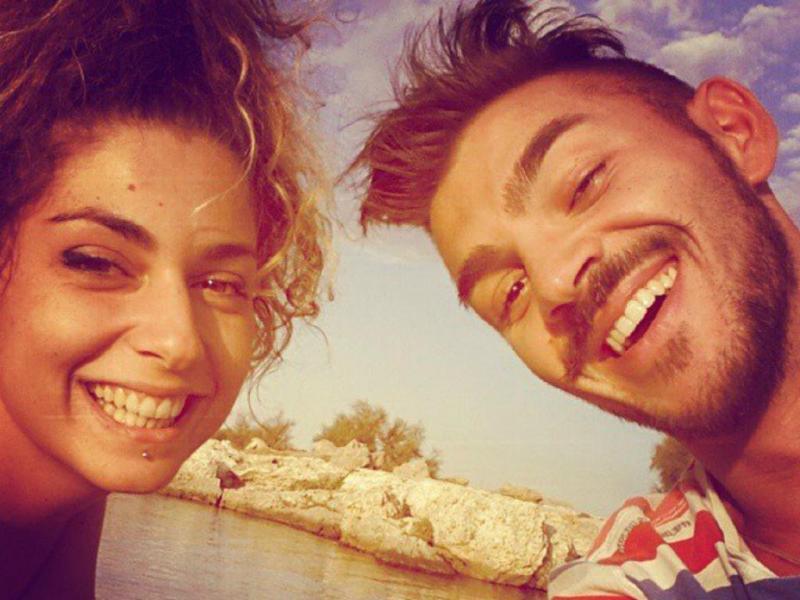 Matteo Clementi e Enrica Apollonio [Facebook]