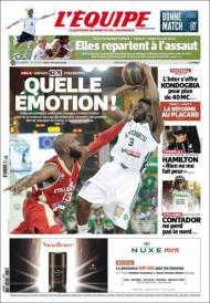 L'Équipe domingo
