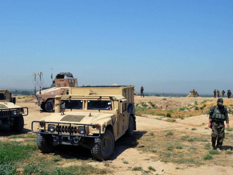 Afeganistão (Lusa/EPA)