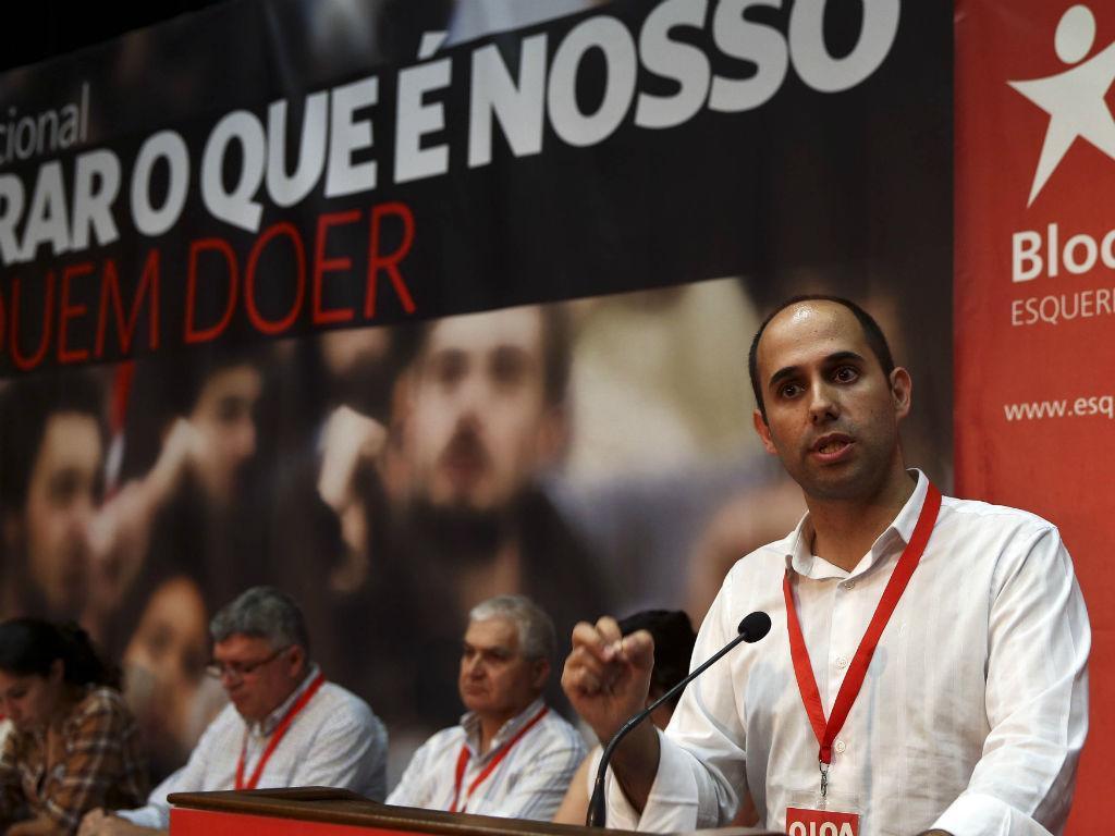 Pedro Filipe Soares (PAULO NOVAIS/LUSA)