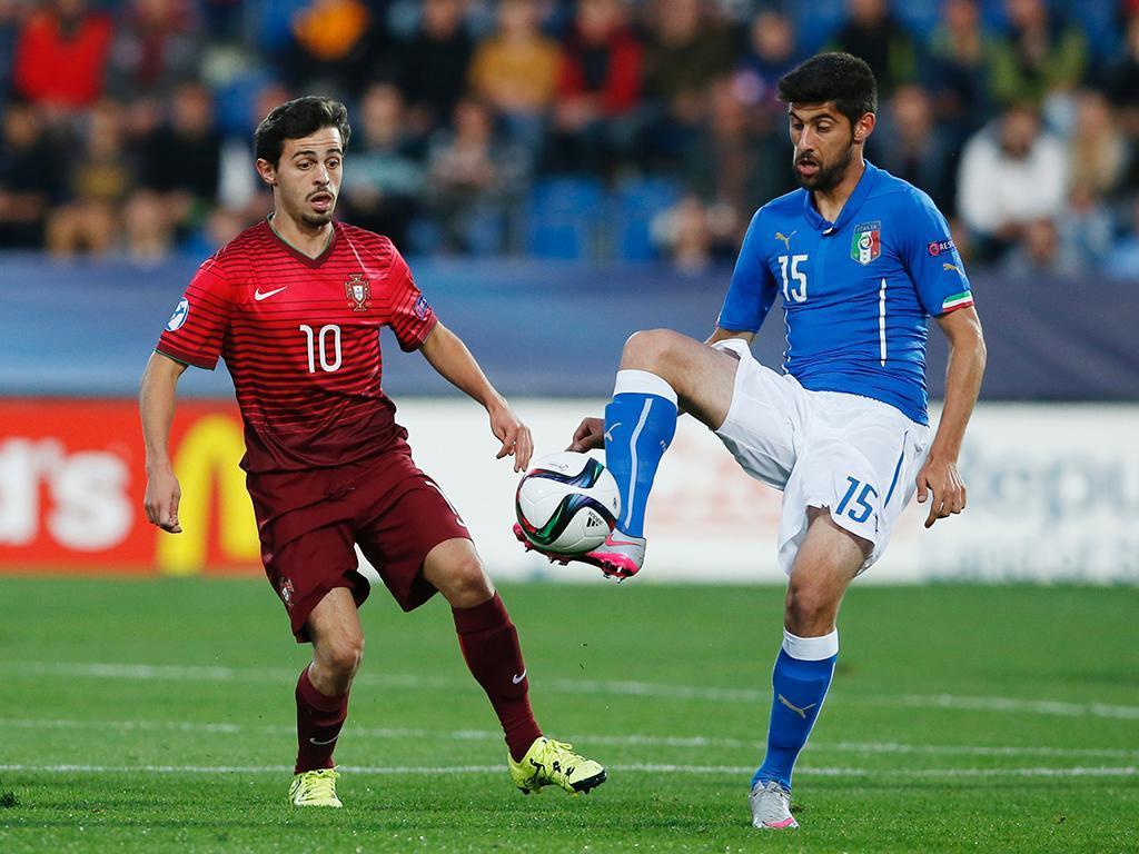 Europeu de Sub-21: Itália-Portugal (Reuters)