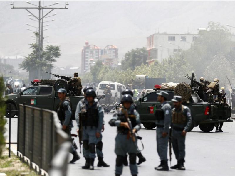 Ataque no Parlamento do Afeganistão [Lusa]