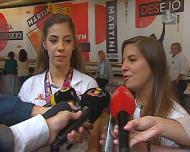 Ana Rente e Beatriz Martins de volta com bronze ao peito