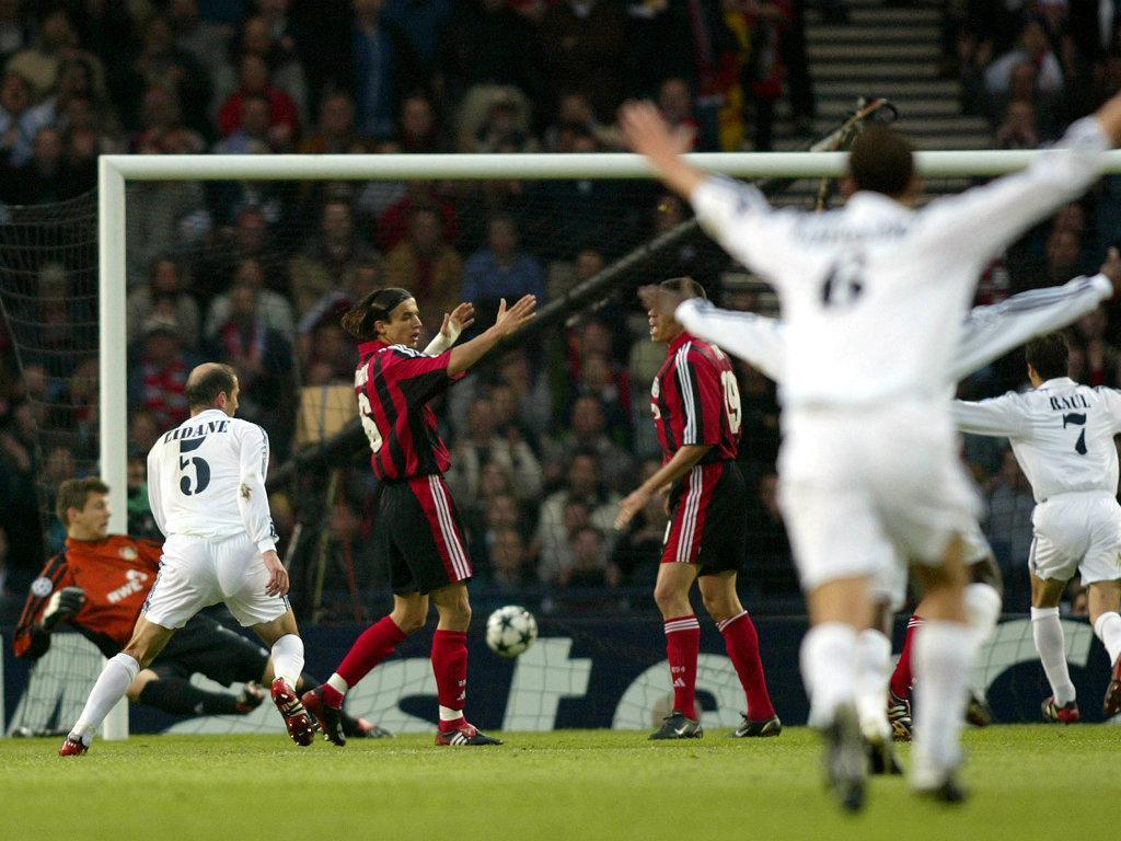 Real Madrid-Bayer Leverkusen (2002)