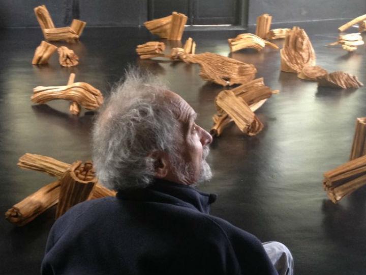 Alberto Carneiro (Cortesia Artistas Unidos/DR)