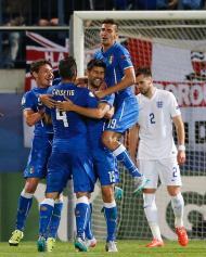 UEFA Sub-21: Inglaterra vs Itália