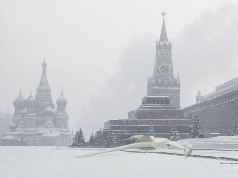 Moscovo (Foto: Nicolas Amiard)