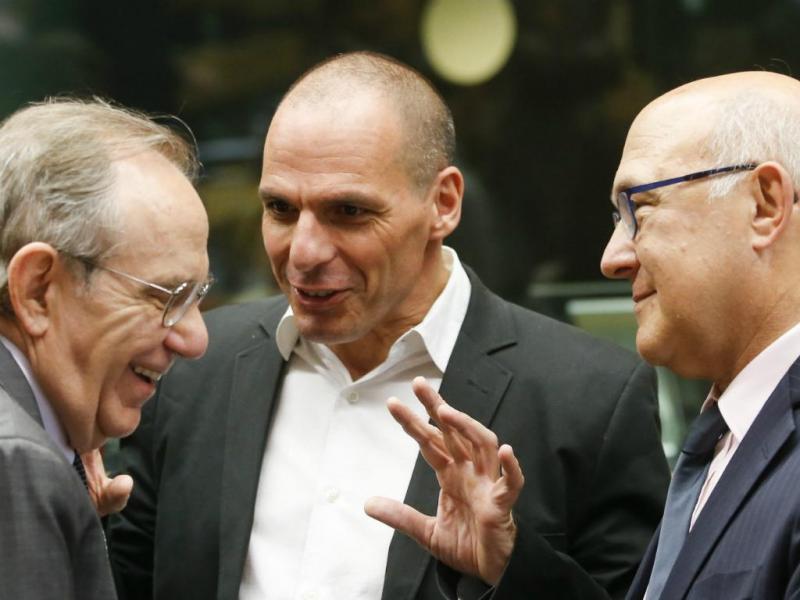 Nova reunião do Eurogrupo para decidir futuro da Grécia [EPA]