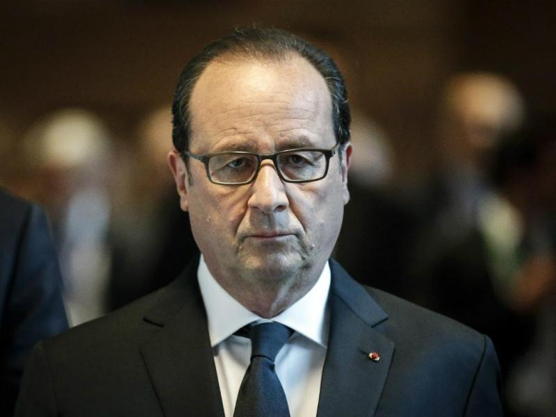 François Hollande [EPA]