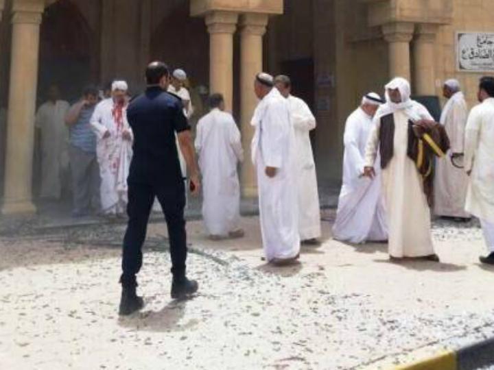 Ataque suicida em mesquita no Kuwait