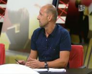 Barbosa fala das curtas férias de alguns jogadores