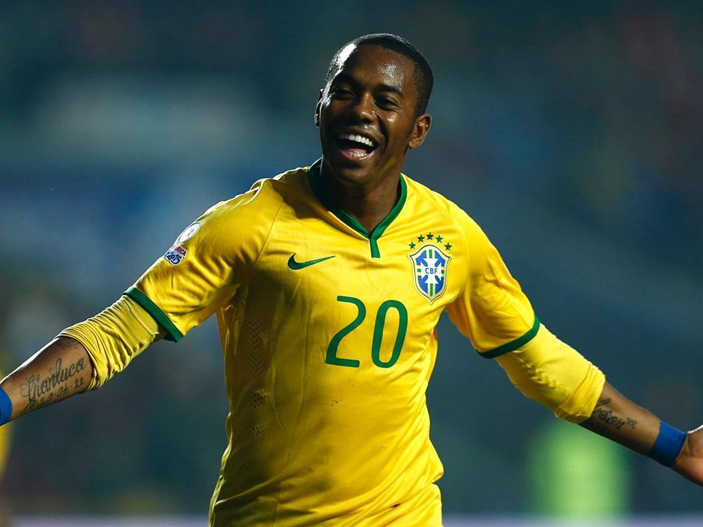 Robinho, 33 anos (Santos), valor de mercado (fonte transfermarkt): 4M