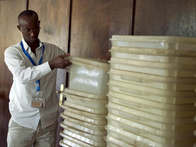 Eleições no Burundi (Reuters/Paulo Nunes dos Santos)