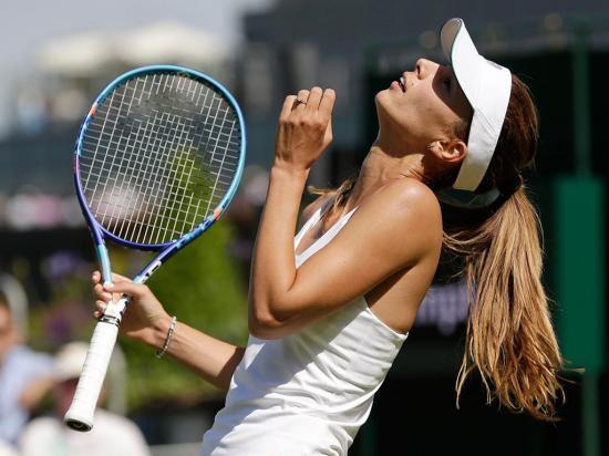 Wimbledon: as melhores imagens do torneio feminino