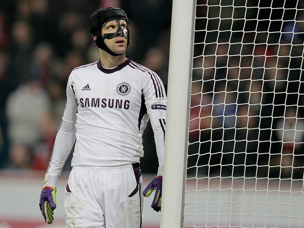 11 anos de Petr Cech no Chelsea (REUTERS)