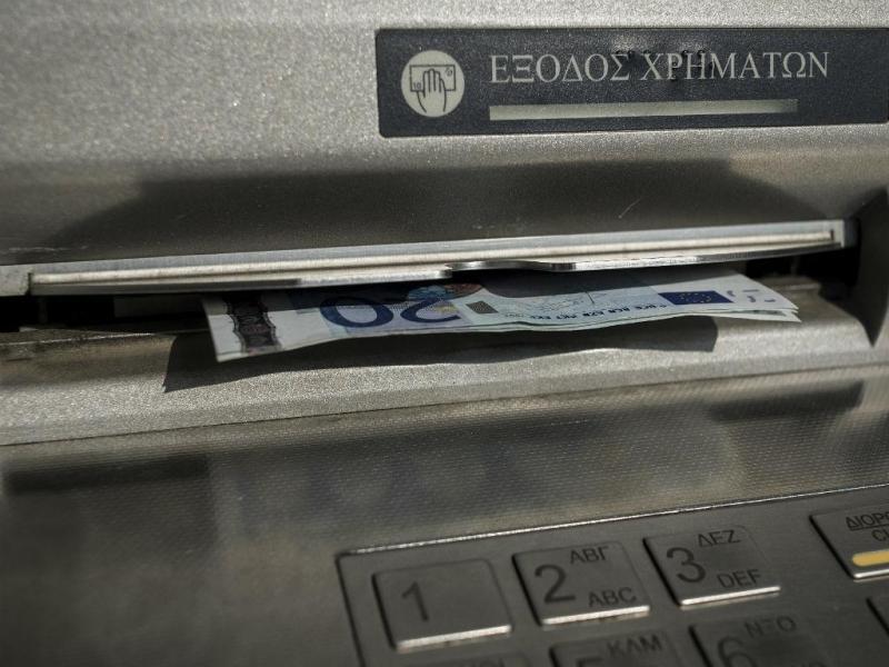 Bancos fecham na Grécia: dia 1 (Lusa)