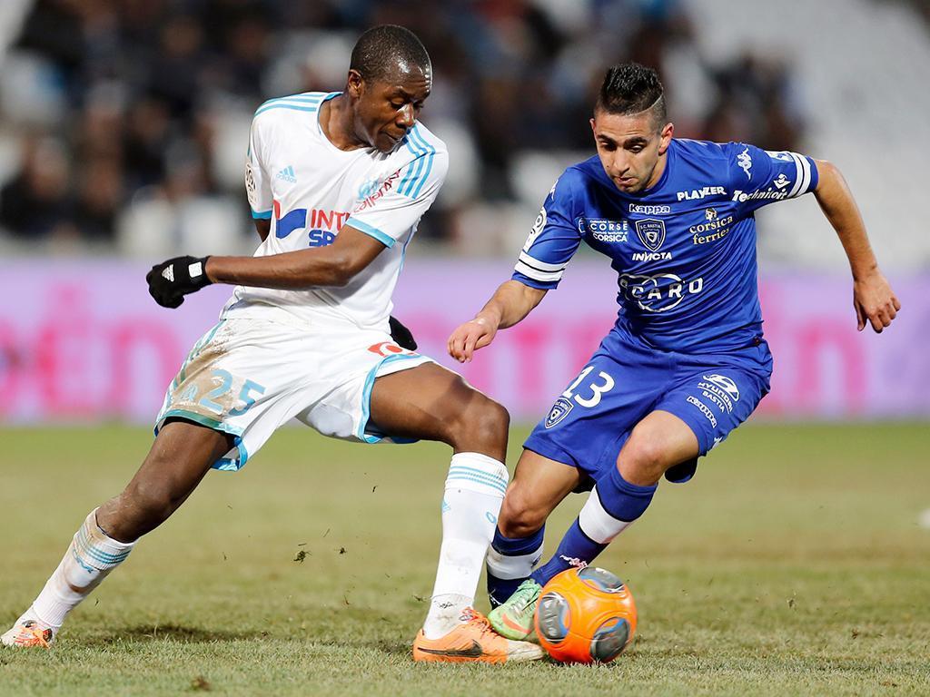 Gianelli Imbula a caminho do FC Porto (REUTERS)