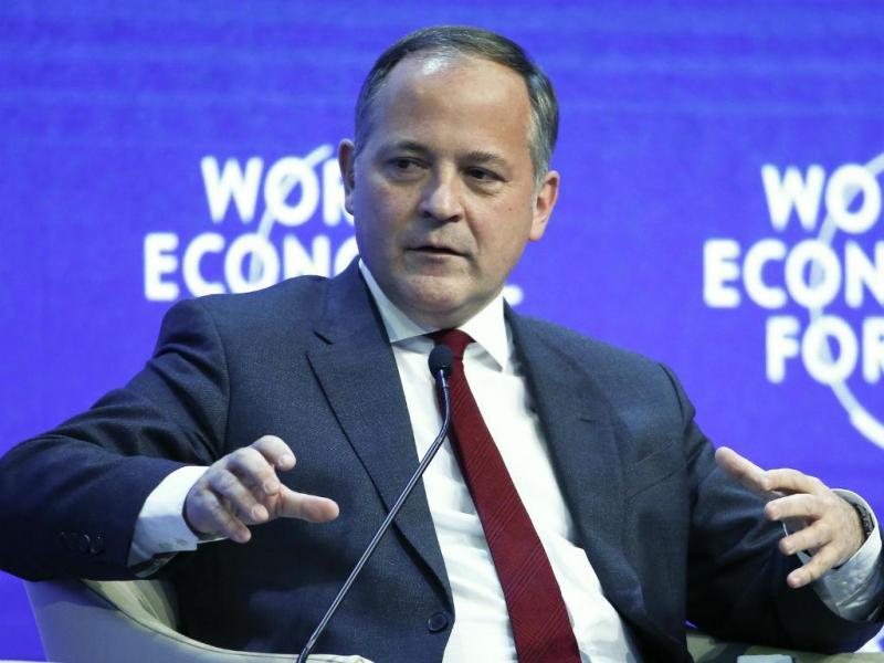 Benoit Coeure - BCE (REUTERS/Ruben Sprich)